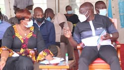 Aisha Jumwa Stuns Mourners with Her Preaching Prowess, Discloses She Studied Theology