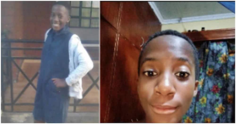 Suzanna Owiyo atangaza kutoweka kwa mpwa wake wa miaka 14