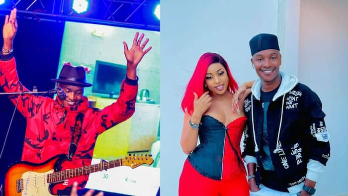 Amber Ray, Samidoh Entertain Fans with Music and Dance During Fun-Filled Night at Club