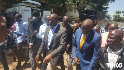 Okoth Obado's woes far from over as Senate calls for his prosecution
