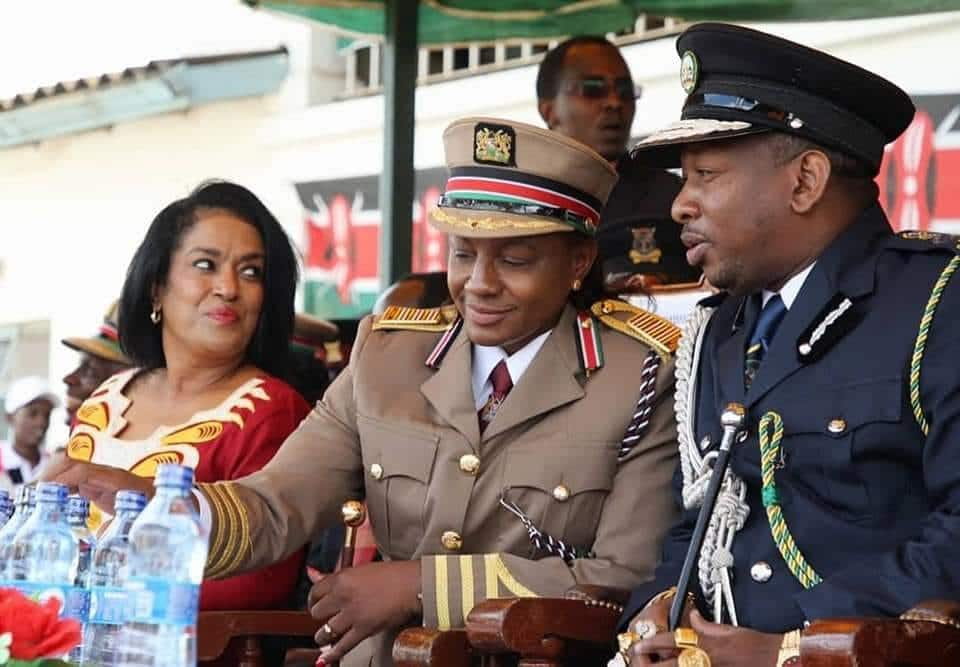 Madaraka Day: Kenyans clash over who between Sonko, Passaris behaved badly during special occasion