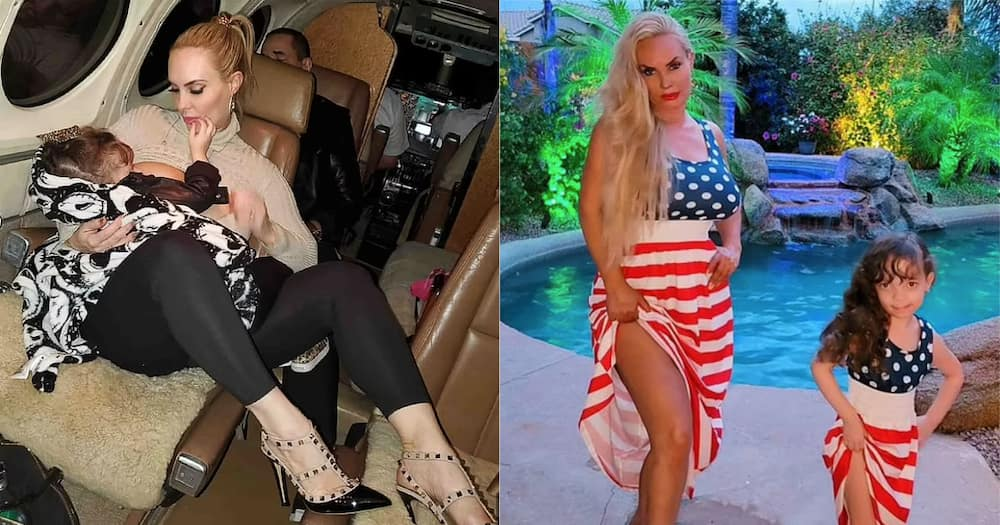 Actress Coco Austin is married to American rapper Ice T, real name Tracy Lauren Marrow.