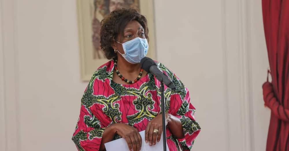 Kitui Governor Charity Ngilu. Photo: Charity Ngilu.