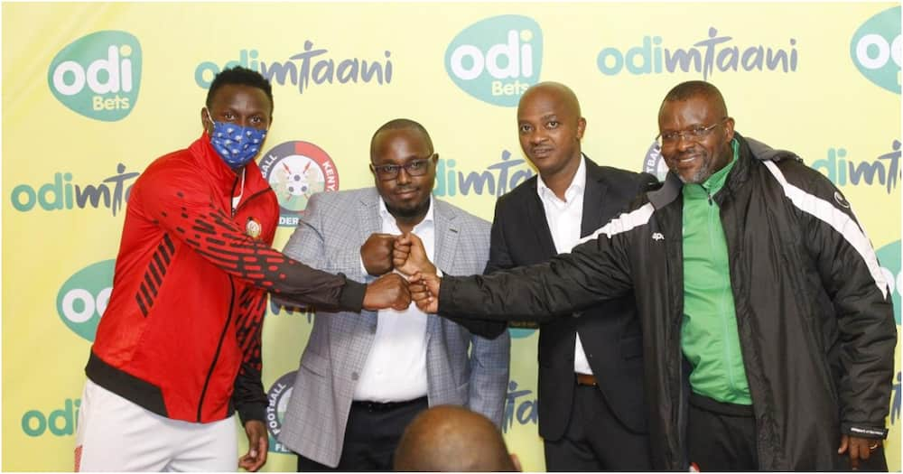 Betting firm commits to pay Harambee Stars' player allowances after crucial match against Comoros