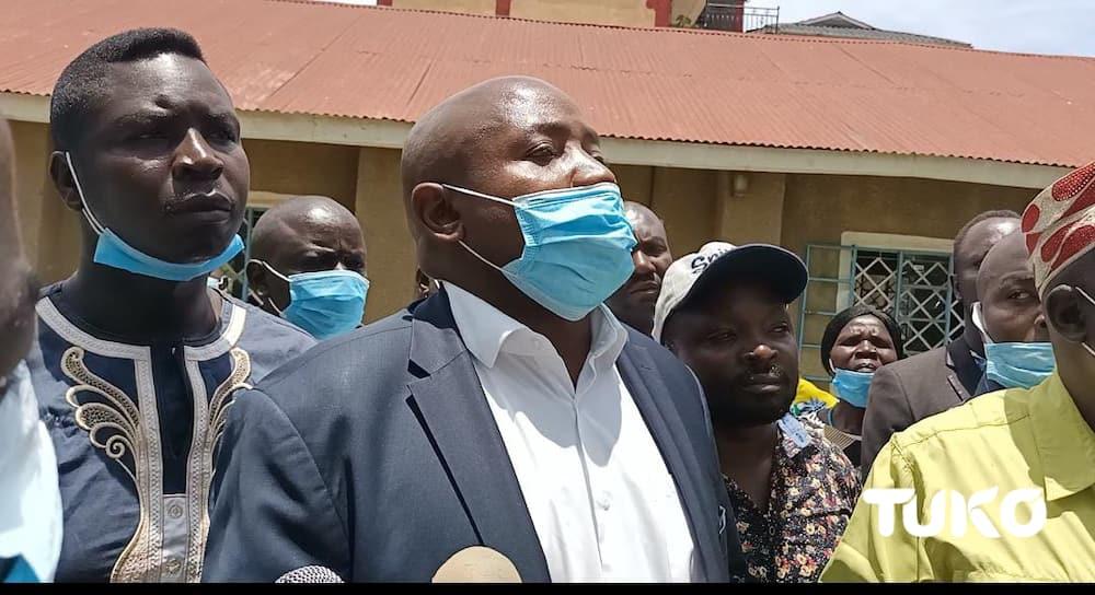 Lugari MP Ayub Savula Says He'll Resign As ANC Deputy Party Leader