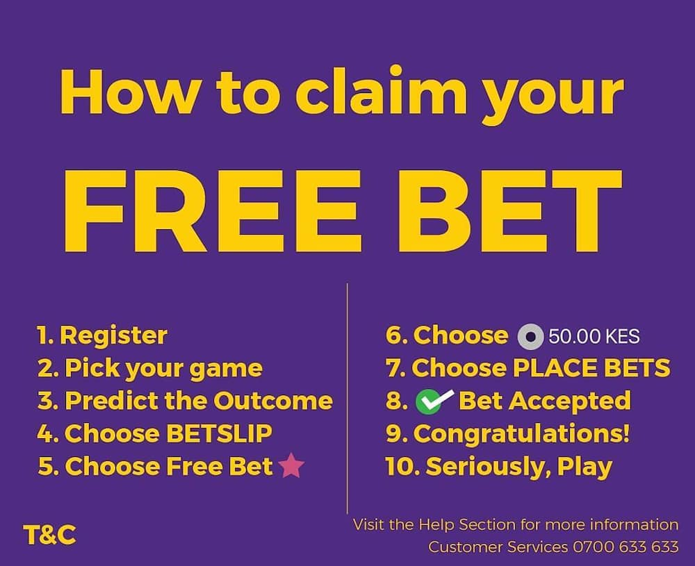 Betting sites in kenya with free bets sports betting san diego ca