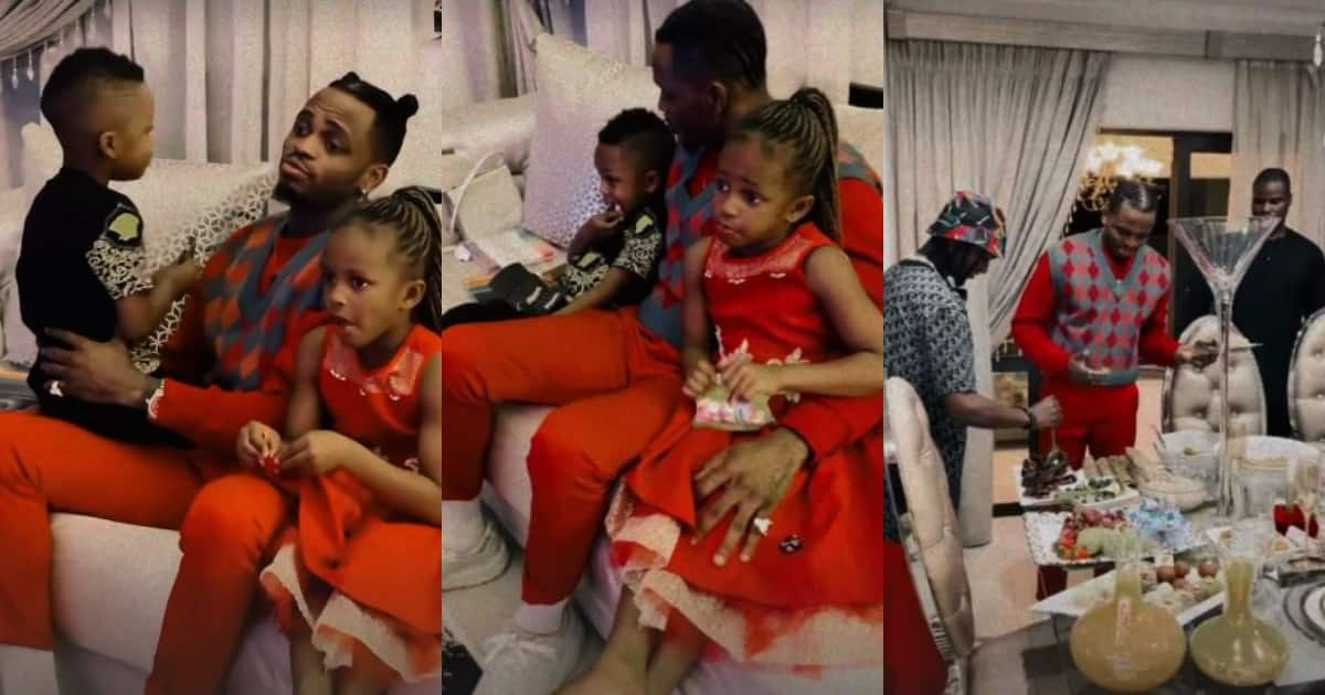 Diamond Platnumz Visits His Kids in South Africa, Zari Welcomes Him to Her  House - Flipboard