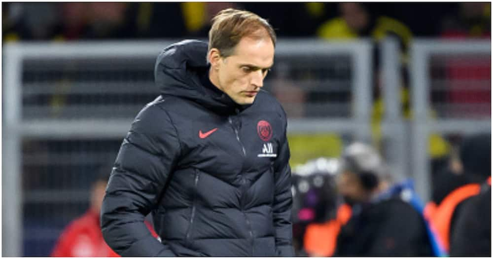 Thomas Tuchel: Paris Saint-Germain manager sacked on Christmas Eve