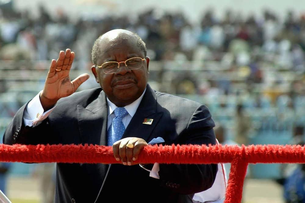 Former Tanzania's President Benjamin Mkapa dies aged 81