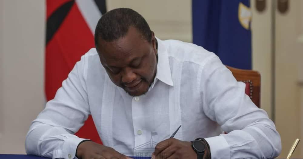 Uhuru Kenyatta set to take one month break from December 15