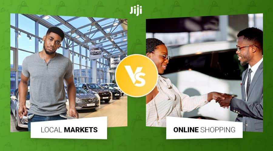Why online shopping is better than local markets