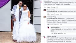 Kenyan Man who Stood by Ailing Wife for 12 Years Touches Many Hearts with His Story