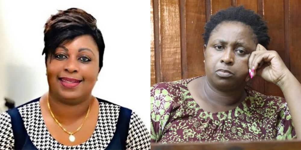 Malindi MP Aisha Jumwa. Photo: Aisha Jumwa.