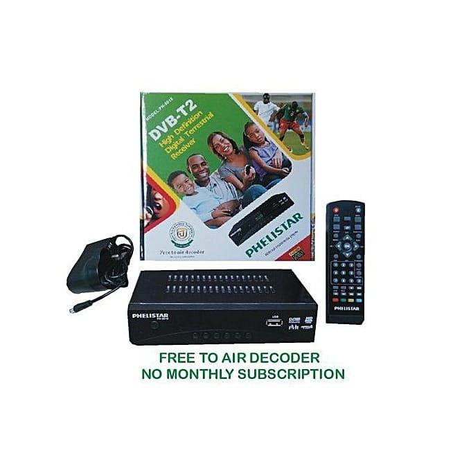 Free to air decoders