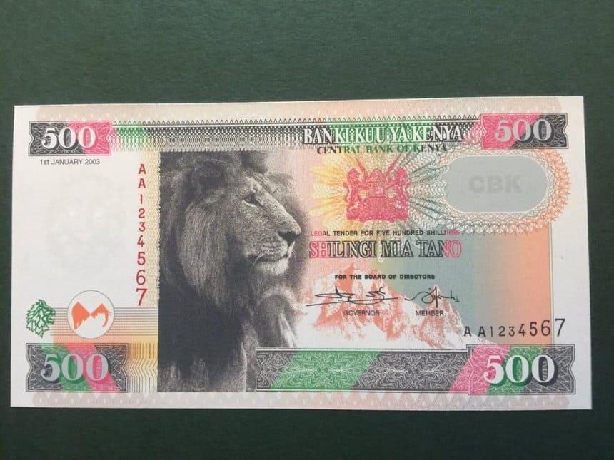 Raia wapendekeza Uhuru asitishe matumizi ya noti za KSh 1000 na KSh 500 ili kuwanasa wafisadi