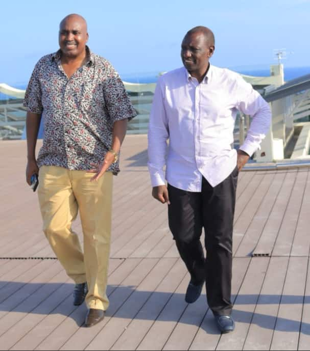 William Ruto among influential personalities to welcome Nyali's tallest high-end residential building