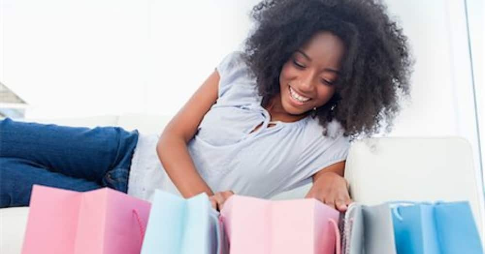 German woman criticised for saying she's never seen Kenyan ladies buying stuff for themselves
