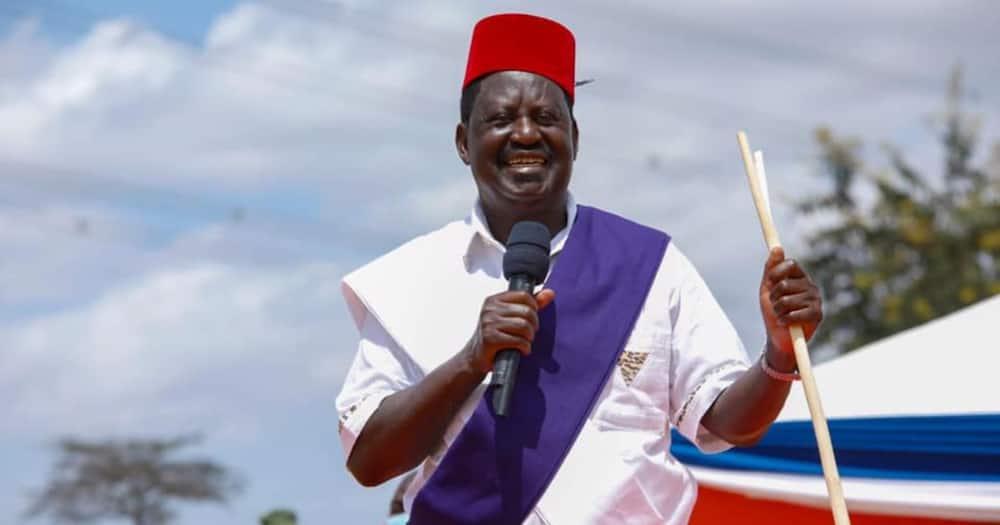 Kenyans wish Raila Odinga quick recovery after he was taken ill