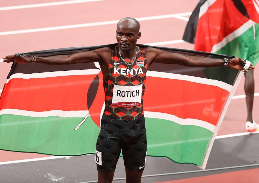 Ferguson Rotich: 5 interesting facts about the men's 800m athlete ▷  Tuko.co.ke