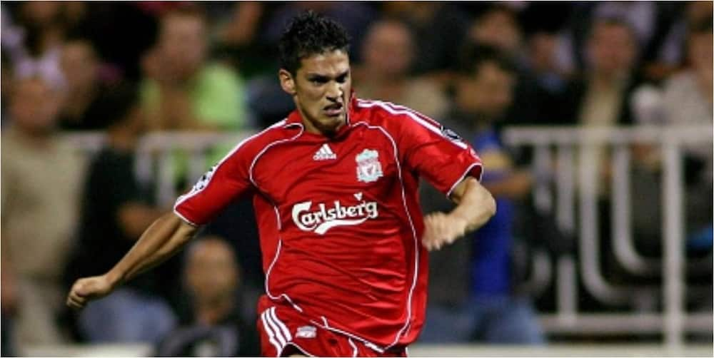Panic as ex-Liverpool star suffers a heart attack at the age of 36