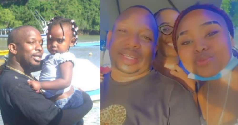 """Mike Sonko's daughters raise his spirits with thoughtful birthday messages: """"We love you"""""""