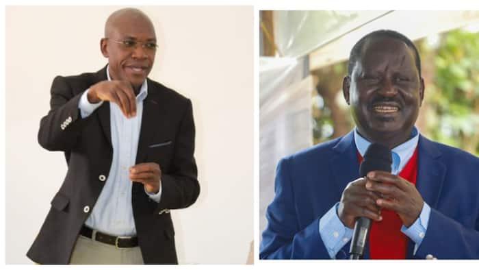 Boni Khalwale Ampongeza Raila Odinga kwa Kuipa ODM Sura ya Kitaifa