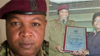 Police Service Pays Tribute to Cop Awarded for De-Escalating Violence During 2007/08 PEV