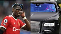 Paul Pogba: Man United Star Gets Lucky As Tree Falls Inches from His KSh 46M Car