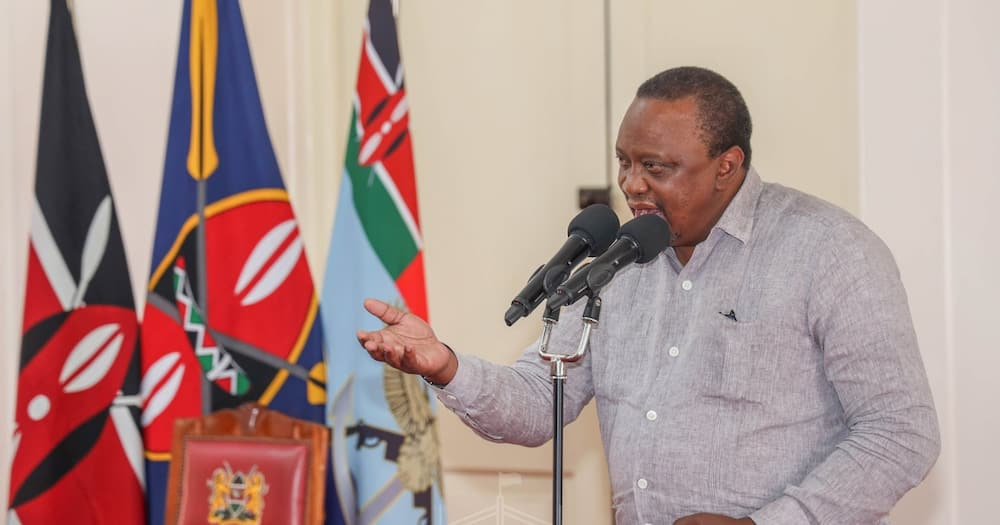 Uhuru Kenyatta Says He Has Done Better in His Second Term than First Term