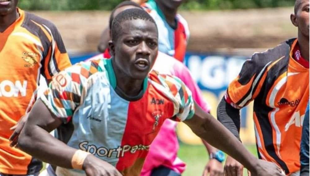 Mcheza raga wa Kenya
