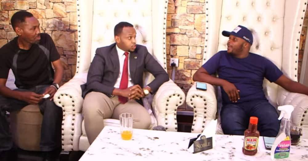 Comedian Eddie Butita blasts Jalang'o for disrespecting Omosh during interview