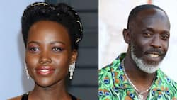 Lupita Nyong'o Pays Tribute to Late Michael K. Williams, Says She Was Drawn to His Kind Eyes