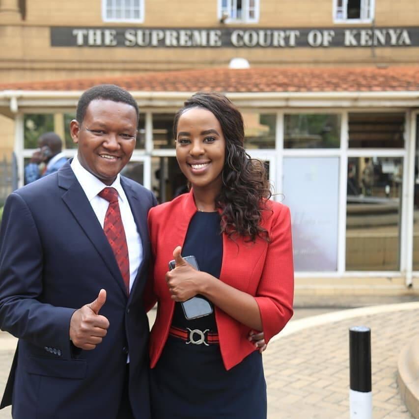 Wavinya Ndeti blames CJ David Maraga for losing election petition to Alfred Mutua