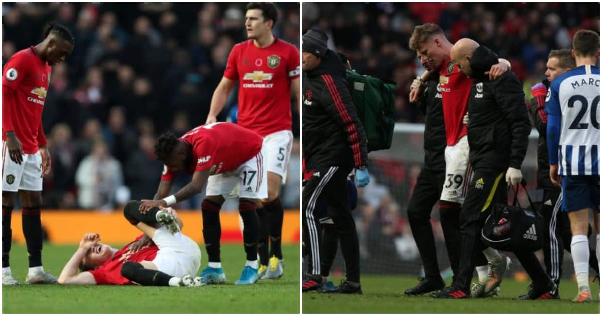 Scott McTominay set for weeks on sidelines with ankle problem ▷ Kenya News