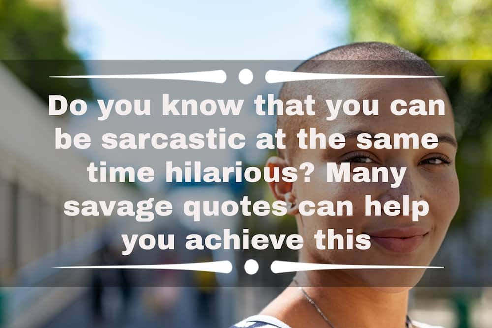 savage quotes
