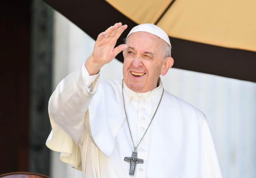 We cannot turn a blind eye to racism: Pope Francis weighs in on George Floyd's death