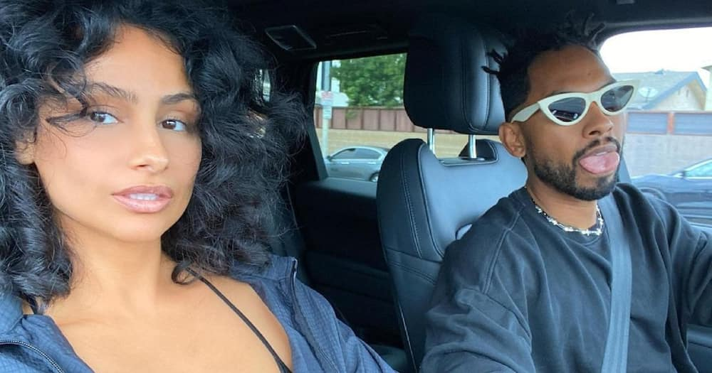 Miguel and Nazanin Mandi break up after nearly three years of marriage.