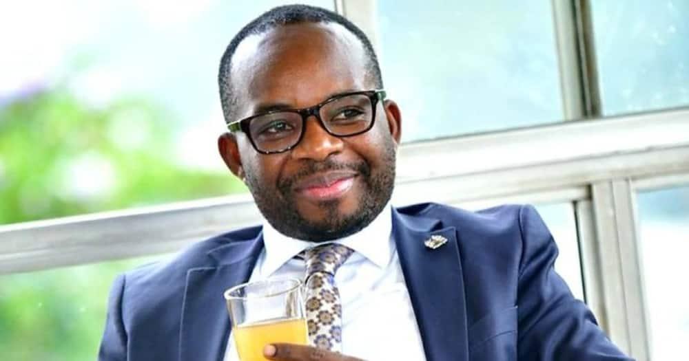City Lawyer Silas Jakakimba. Photo: Silas Jakakimba.