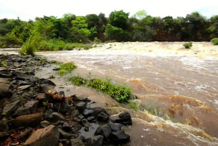 13-year-old drowns in River Mathioya as his three friends watch after failing to rescue him