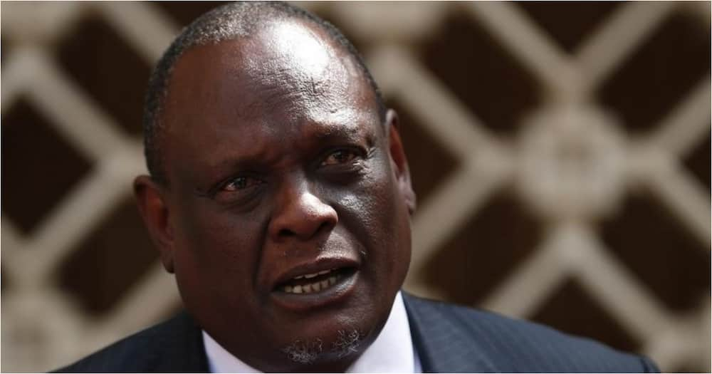 Murathe atoa onyo kwa wabunge wa Jubilee kabla ya kikao cha Jumatatu