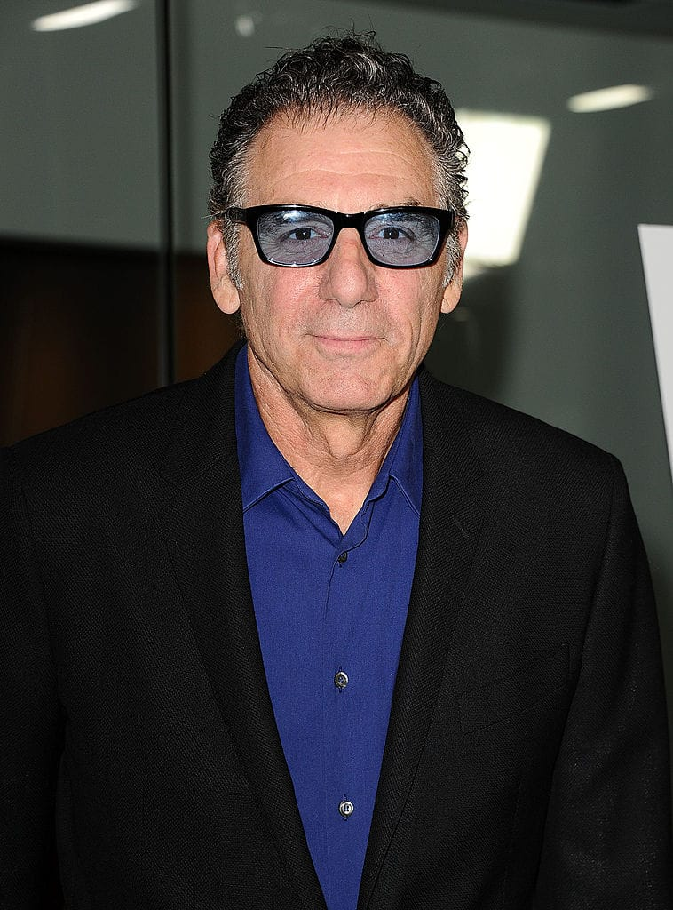What happened to Michael Richards