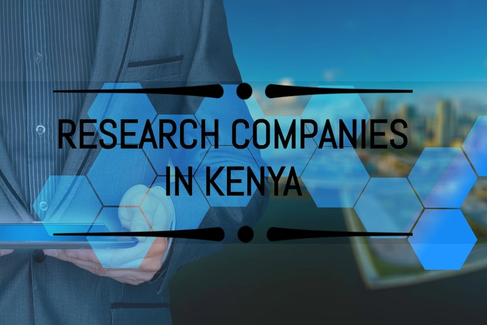 research companies in Kenya