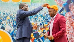 Comedian Jalango Officially Joins ODM as He Prepares to Contest Lang'ata Parliamentary Seat