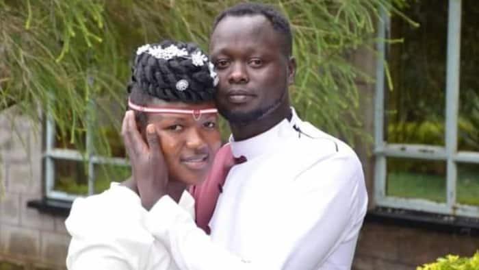Clement Mnangat: Polisi Aliyeuawa Kwenye Mlipuko Mandera Alikuwa Amefanya Harusi Wiki 3 Iliyopita