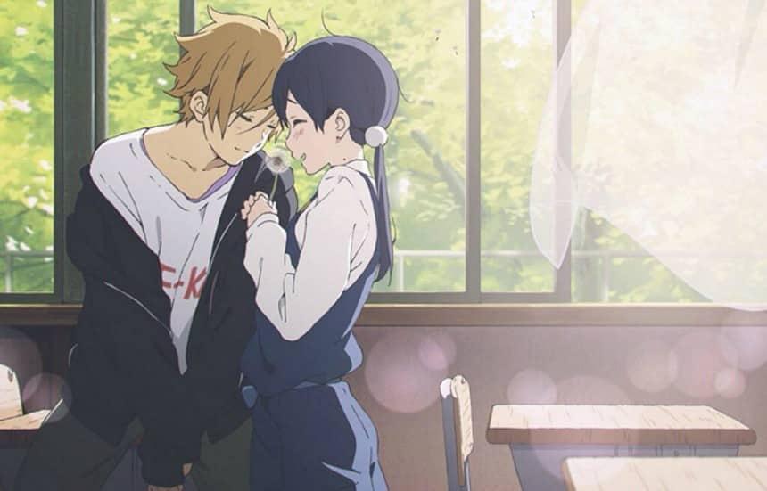 Top 10 romantic anime movies
