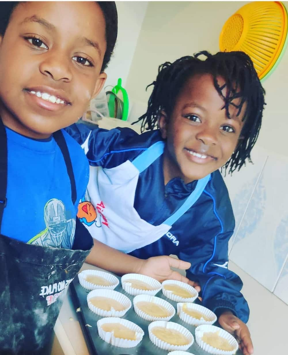 Perry Kanana: Parenting Keff the Wonder Boy Cooking Champion