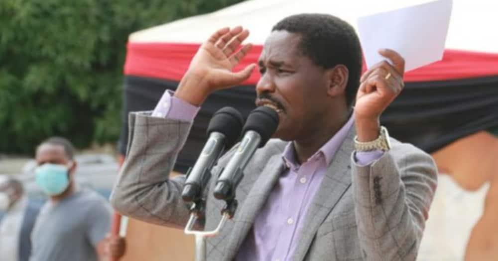 CS Peter Munya Slams Uhuru's Critics, Insists President Has Powers to Cherry Pick Judges