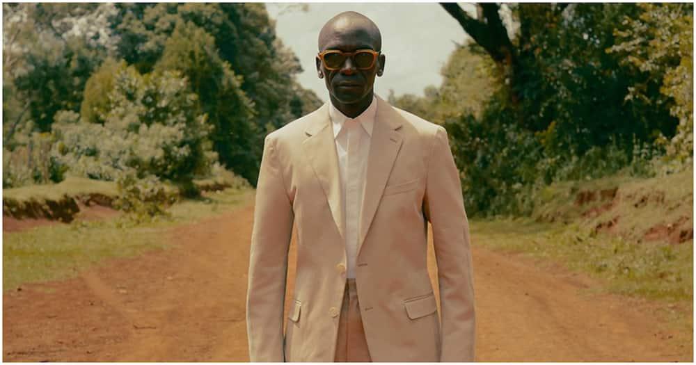 Eliud Kipchoge ashinda tuzo ya mwanamchezo mwenye fasheni maridadi