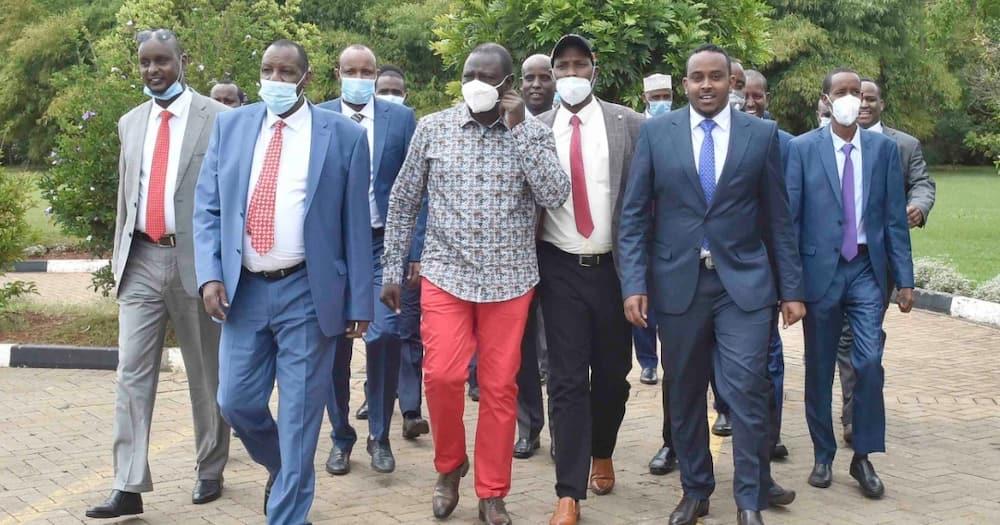 DP Ruto ahepa mtego wa Raila Odinga kwenye mchakato wa BBI