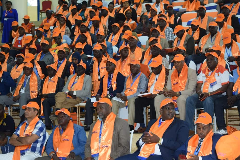 ODM Chairman John Mbadi admits all is not well in Orange party